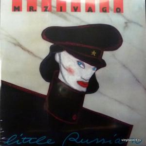 Mr. Zivago - Little Russian / Russian Paradise (Red Vinyl)