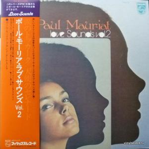 Paul Mauriat - Love Sounds Vol.2
