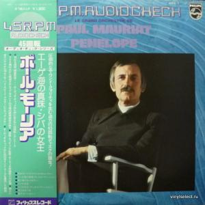Paul Mauriat - Penelope -  45 R.P.M. Audiocheck