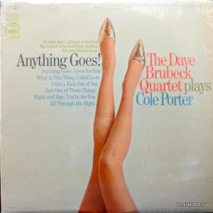 Dave Brubeck - Anything Goes! The Dave Brubeck Quartet Plays Cole Porter