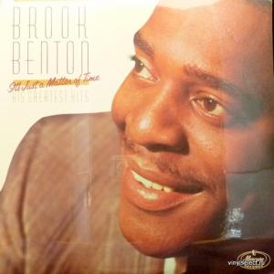 Brook Benton - His Greatest Hits - It's Just A Matter Of Time