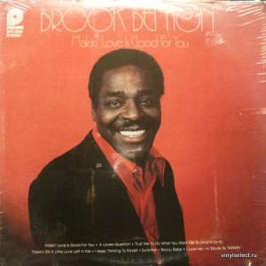 Brook Benton - Makin' Love Is Good For You & Eight New Songs