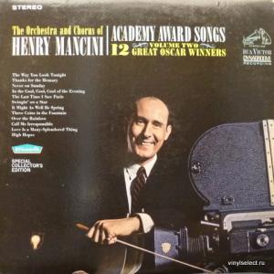 Henry Mancini And His Orchestra - 12 Great Oscar Winners Volume 2