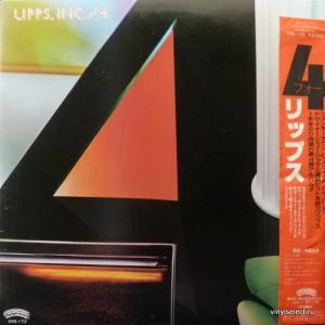 Lipps, Inc. - Four