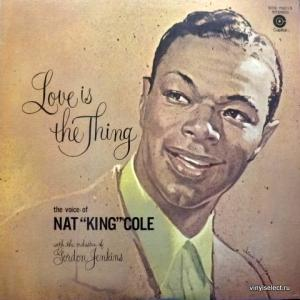 Nat King Cole - Love Is The Thing