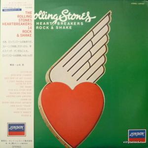 Rolling Stones,The - Heartbreakers 14 Rock & Shake