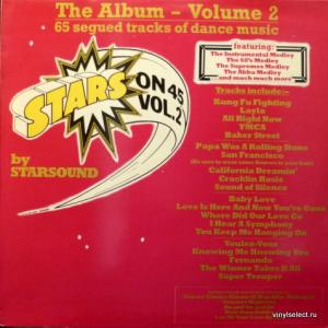 Stars On 45 - Stars On 45 - The Album - Volume 2