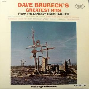 Dave Brubeck - Dave Brubeck's Greatest Hits (From The Fantasy Years 1949-1954) feat. Paul Desmond
