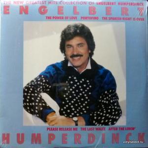 Engelbert Humperdinck - The New Greatest Hits Collection Of Engelbert Humperdinck