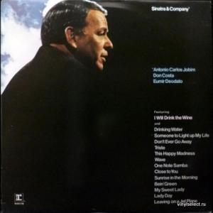 Frank Sinatra - Sinatra & Company (feat. Antonio Carlos Jobim)