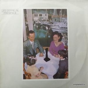 Led Zeppelin - Presence