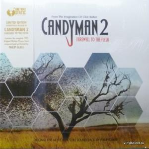 Philip Glass - Candyman 2: Farewell To The Flesh (Original 1995 Motion Picture Soundtrack)