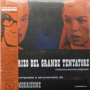 Ennio Morricone - Il Sorriso Del Grande Tentatore (Colonna Sonora Originale)