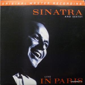 Frank Sinatra - Live In Paris