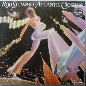 Rod Stewart - Atlantic Crossing (Blue Vinyl)