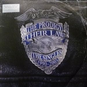 Prodigy,The - Their Law - The Singles 1990-2005 (Marbled Silver Vinyl)