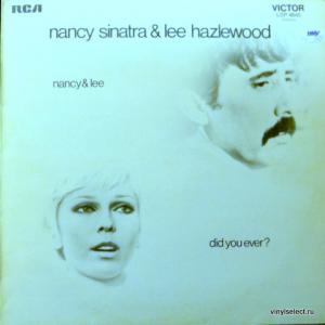Nancy Sinatra & Lee Hazlewood - Did You Ever?