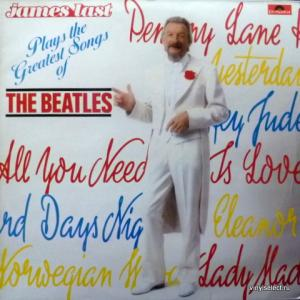 James Last - Plays The Greatest Songs Of The Beatles