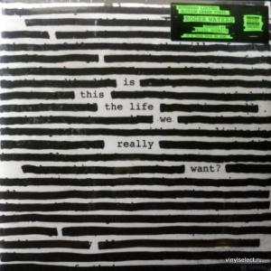Roger Waters (Pink Floyd) - Is This The Life We Really Want? (Green Vinyl)
