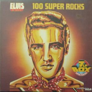 Elvis Presley - 100 Super Rocks (+ Poster!)