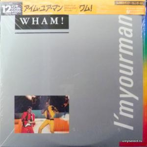 Wham! - I'm Your Man (+ Poster & Postcard!)