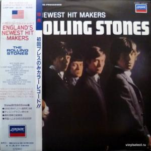 Rolling Stones,The - The Rolling Stones (England's Newest Hit Makers) (Orange Vinyl)