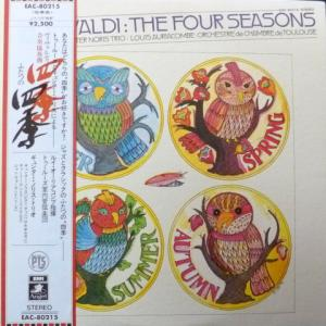 Antonio Vivaldi - The Four Seasons (feat. Das Gunter Noris Trio / Orchestre de Chambre de Toulouse)