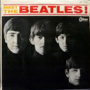 Beatles,The - Meet The Beatles! (Red Vinyl)