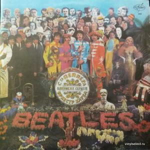 Beatles,The - Sgt. Pepper's Lonely Hearts Club Band / Revolver (Оркестр Клуба Одиноких Сердец Сержанта Пеппера / Револьверъ)