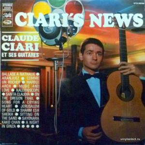 Claude Ciari - Ciari's News