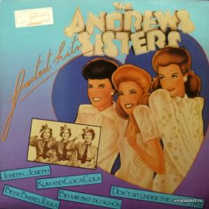 Andrews Sisters,The - 20 Greatest Hits