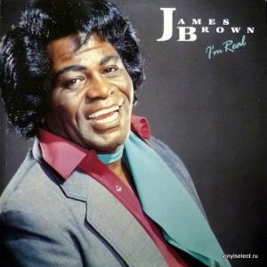 James Brown - I'm Real (White Vinyl)