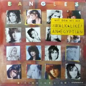 Bangles, The - Different Light
