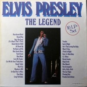 Elvis Presley - The Legend (10 LP Box)
