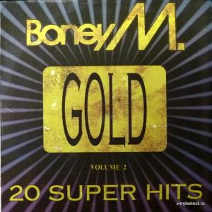 Boney M - Gold - 20 Super Hits (Volume 2)