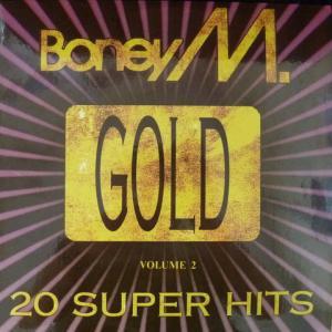 Boney M - Gold - 20 Super Hits (Volume 2)