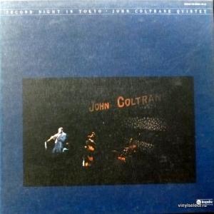 John Coltrane - John Coltrane Quintet – Second Night In Tokyo