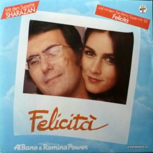 Al Bano & Romina Power - Felicità (Club Version)