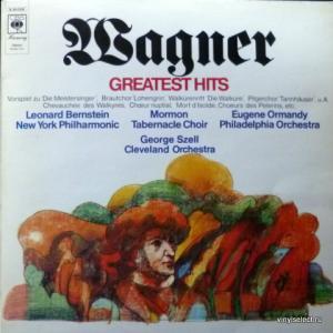 Richard Wagner - Greatest Hits (feat. L.Bernstein, E.Ormandy, G.Szell)