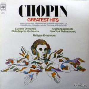 Frederic Chopin - Greatest Hits (feat. A.Kostelanetz, E.Ormandy...)