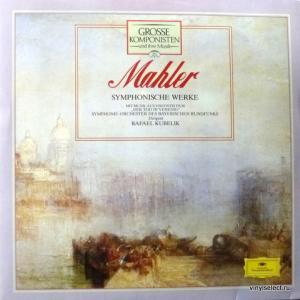 Gustav Mahler - Symphonische Werke (feat. Symphonie-Orchester Des Bayerischen Rundfunks & Rafael Kubelik)