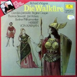 Richard Wagner - Die Walküre (feat. Herbert Von Karajan)