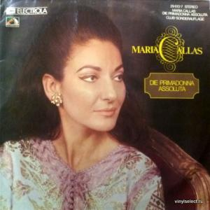 Maria Callas - Die Primadonna Assoluta (Club Edition)