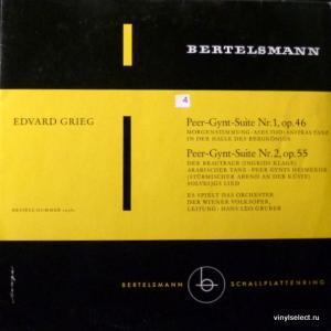 Edvard Grieg - Peer-Gynt-Suite Nr.1 op.46 & 2 op.55