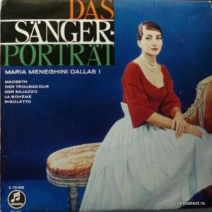 Maria Callas - Das Sängerporträt Maria Meneghini Callas I
