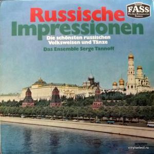 Serge Tannoff Ensemble - Russische Impressionen