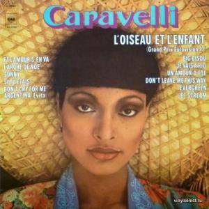 Caravelli Orchestra - L'Oiseau Et L'Enfant