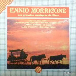 Ennio Morricone - Ses Grandes Musiques De Films