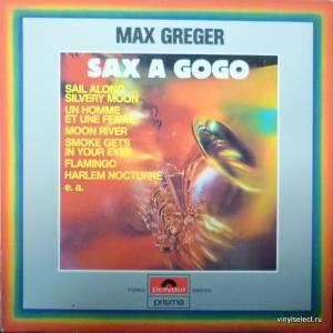 Max Greger - Sax A Gogo