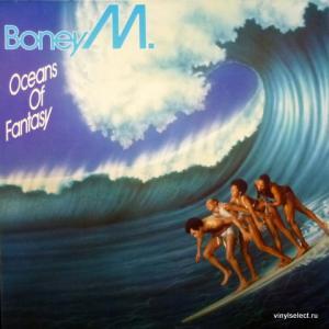 Boney M - Oceans Of Fantasy
